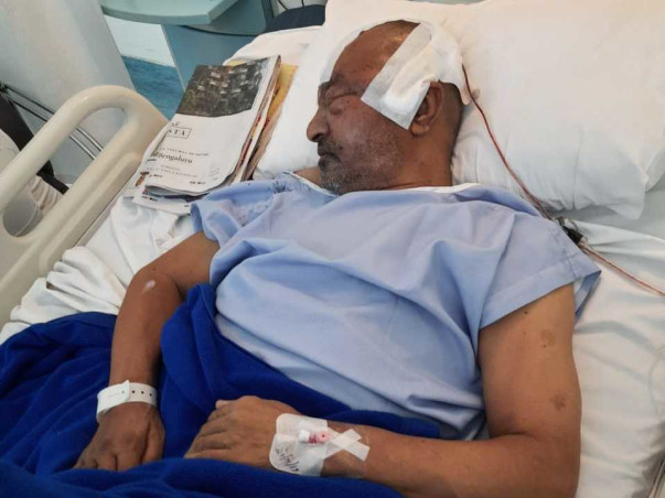 My Brother In Law Is Struggling With Cerebral Hemorrhage, Help Him