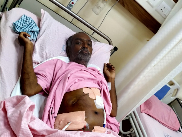 My father needs your help to fight this Rare  Lethal Bile Duct Cancer!