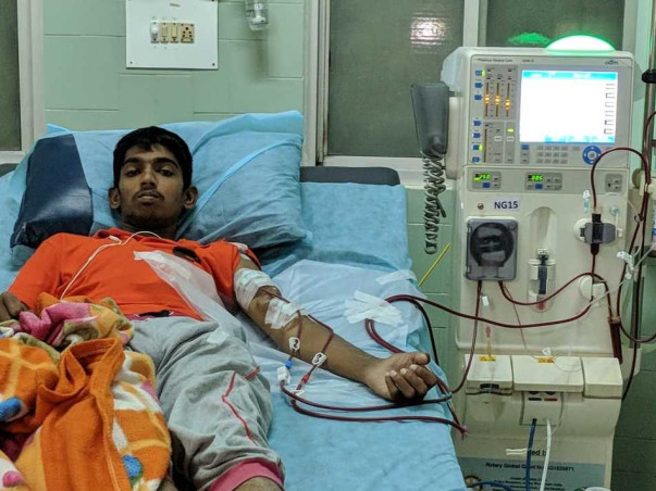 Support Punith Kumar Recover From Kidney Failure