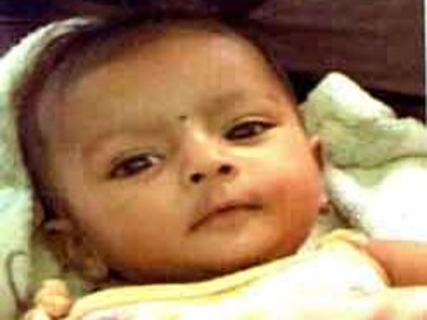 Help 9 Months-Old Baby Kavya To Survive Congenital Heart Defect