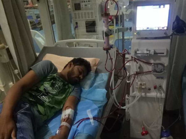 Support Amsa Hussain To Fight Chronic Kidney Disease