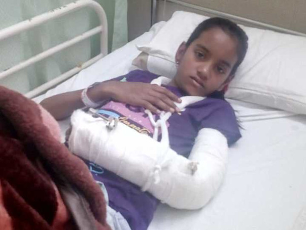 12 Years Old Bagwanneeds Your Help Fight Chronic Osteomyelitis