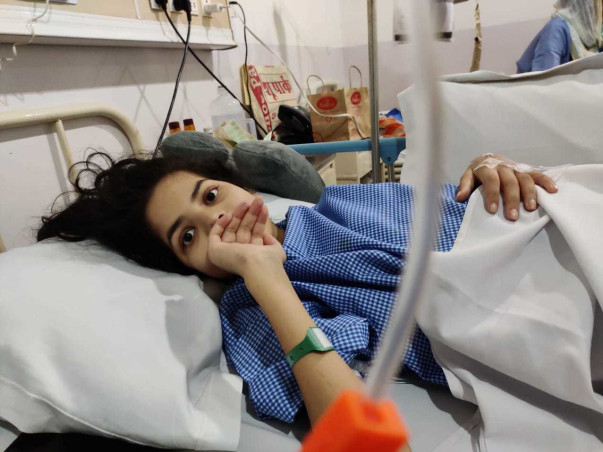 Support Priya Fight Acute Lymphoblastic Leukemia