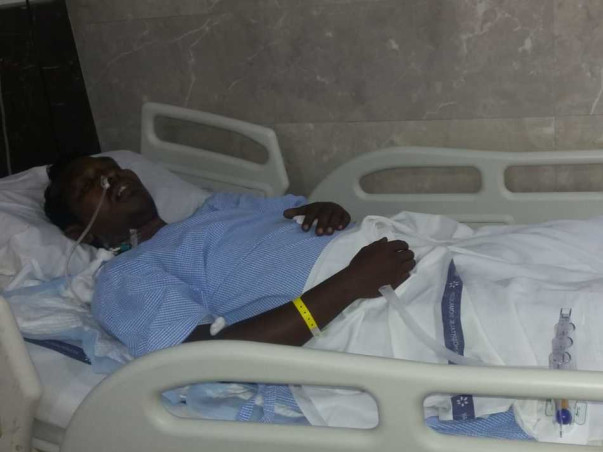 Support Joseph Recover from Spinal cord injury