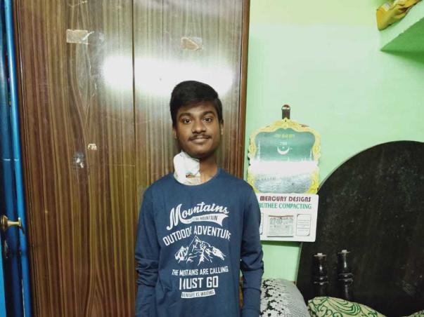 Support Ibrahim For Kidney Transplant