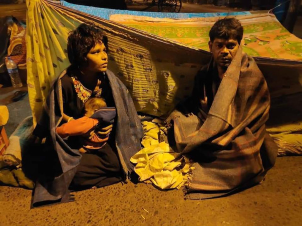 Support Us To Provide 250 Blankets For Homeless