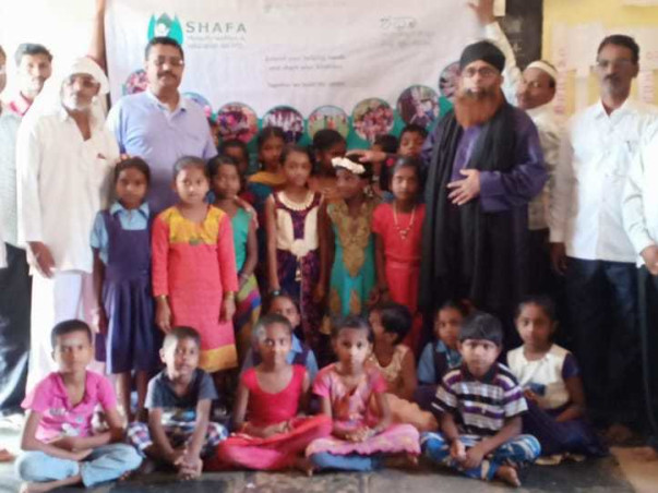CHILD CARE AND EDUCATIONAL SUPPORT FOR UNDERPRIVILEGED