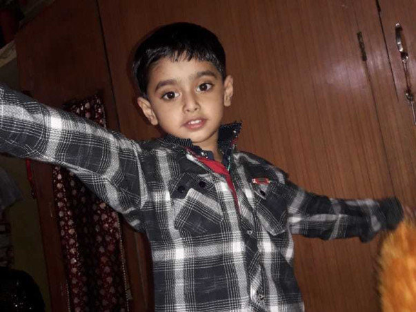 4 Years Old Manit Verma Needs Your Help Fight Neuro Disease