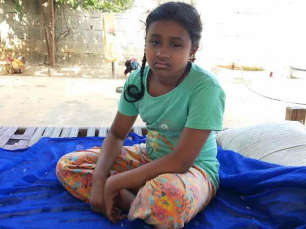 Support Vasthavi Fight From Inherited Bone Marrow Failure Syndrome