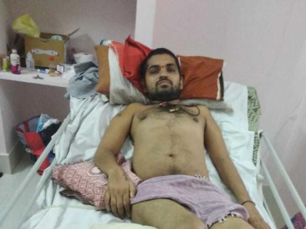Support Bala Krishna Undergo A Spinal Cord Surgery