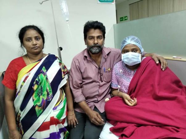 Help Poornima Lakshmi Pravallika Recover From Aml M2 Blood Cancer