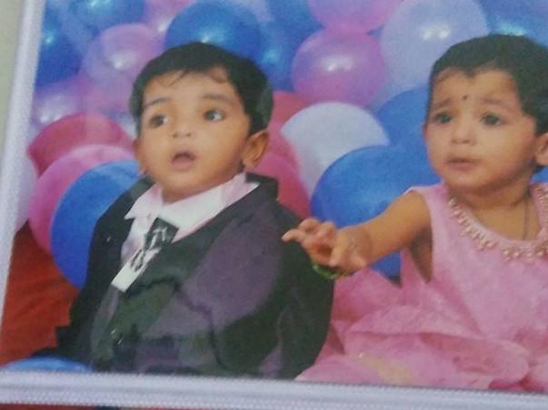 Help Ankitha and Akshay