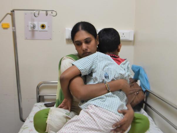 8 Years Old Yogavaradhana Needs Your Help Fight Thalassemia