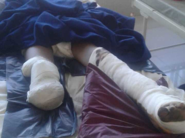 Support Sarfaraz Recover From An Accident