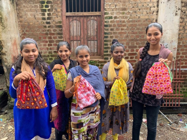 Help Provide Underprivileged Girls & Women Access To Sanitary Products