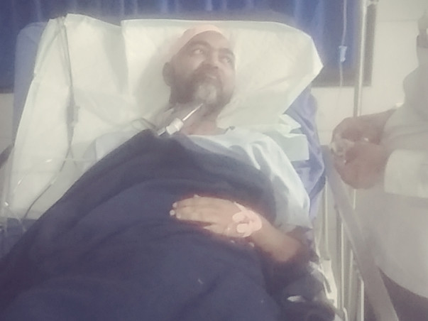 Support Nazeer Ahmed Abdul Sattar Recover From Brain Tumours