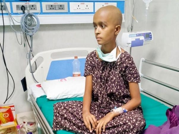Help Sangavi Fight Blood Cancer!