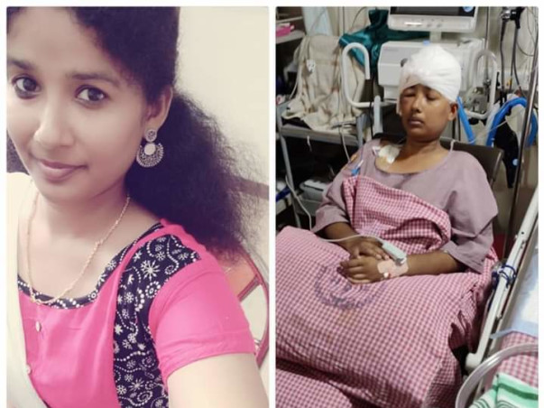 Support Sheeba Recover From Brain Cancer