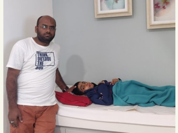 Help Mohammad Zeeshan To Recover