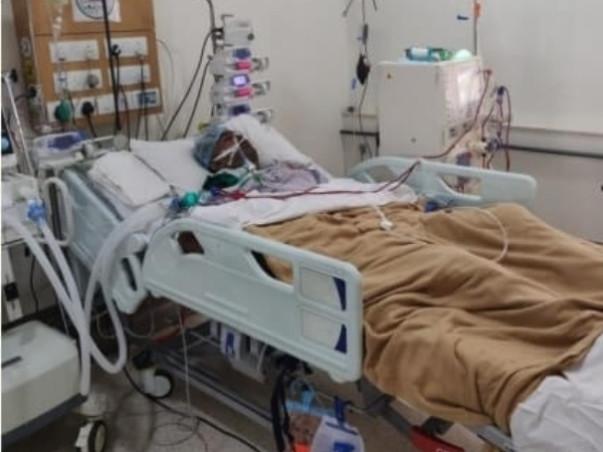 Support  Vijay Bahadur Singh Recover From Kidney Failure