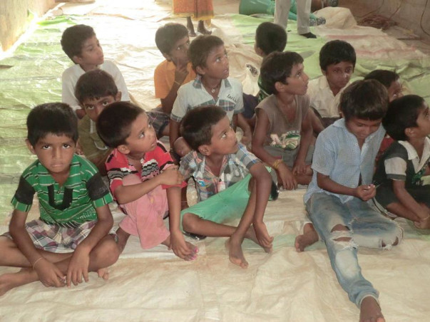 Education & Resource Center For Tribal children