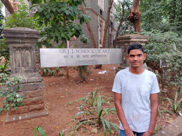 Help Pramod Pursue His Dream