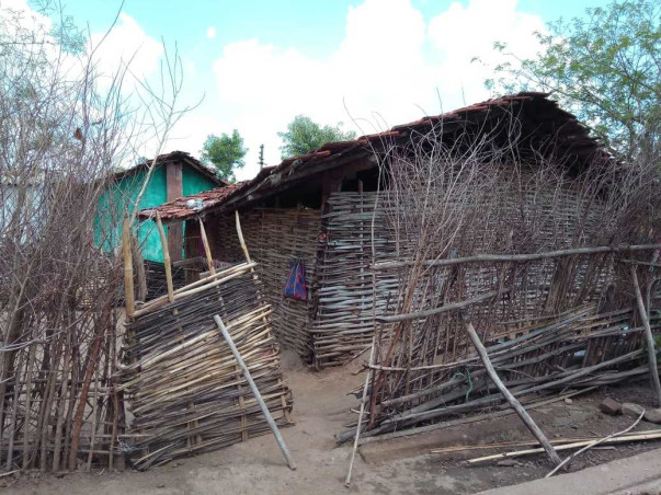 Period Huts- My Dignity, My Right.