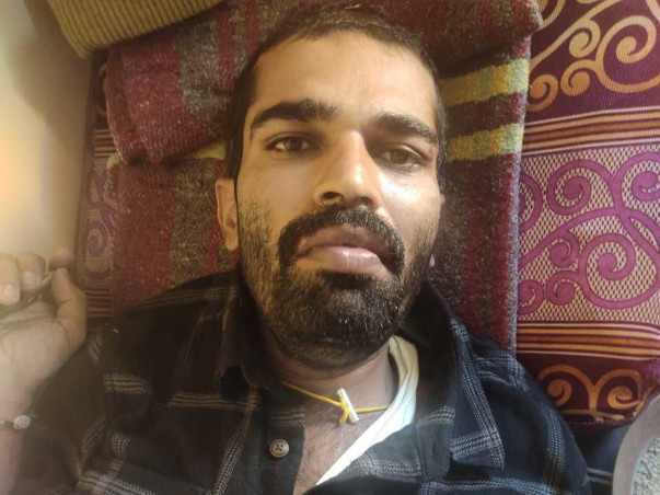 31 Years Old Somashekhar Needs Your Help Fight Oral Cancer