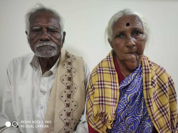 Help Siddagagamma Recover From Carcinoma Buccal Mucosa