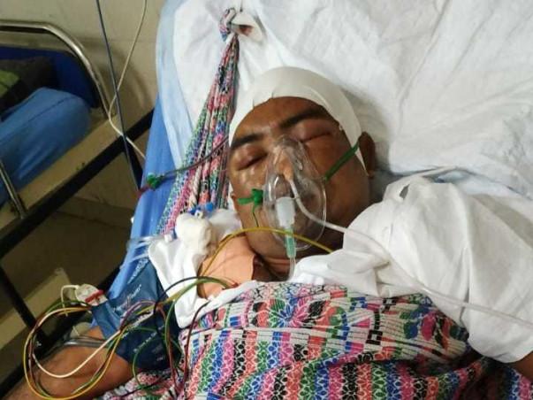 Help My Cousin Fight Brain Haemorrhage