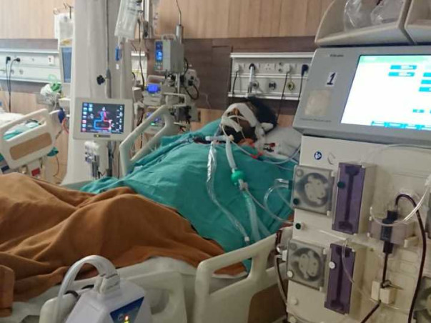 Help My Friend Lakshay Soni  Fight Hyperacute Liver Failure