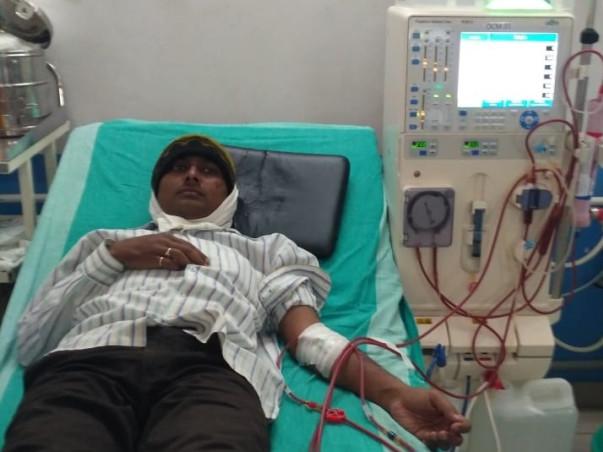 Support Fayaj Mahamadsharif fajal fight/recover from Kidney transplantation