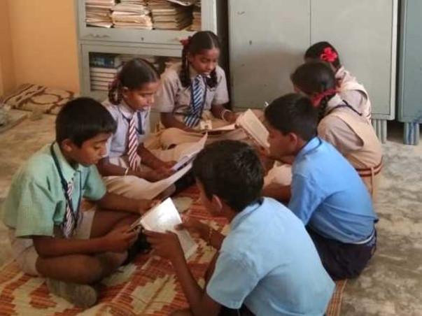 Make 2020 memorable to 385 students of  Nirmaan supported Govt schools
