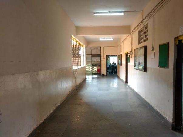 Each Wall be a Teaching Aid