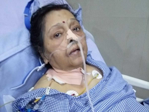 Support Manijari Nigam Recover From Lung Infection