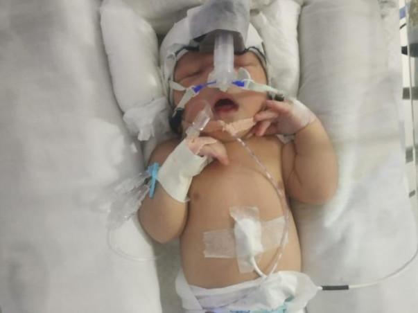 1 Month Old Shain Adnan Needs Your Help Fight Congenital Heart Defect