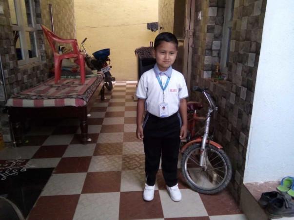 Support Rudra Mijjar Recover From Acute Lymphoblastic Leukemia (ALL)
