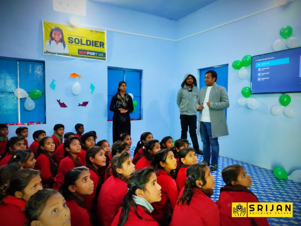 Support To Educate A Child