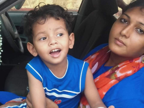 First A Failing Heart, Now A Cancerous Tumour - This Boy Needs Help