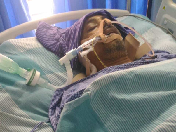 Help my uncle Ganesh get his surgery done which can save his life.