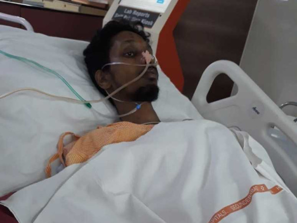Help Pranay Recover From Multiple Rib Fracture and Pancreas Injury