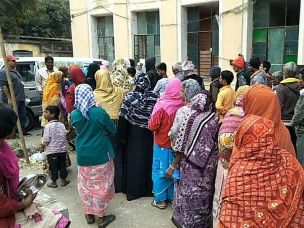 Telangana Human Rights Protection And Development Forum Food Programs