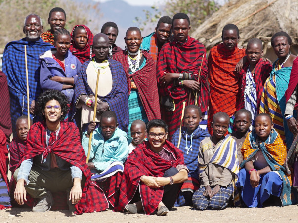 Help us build a community centre for the Maasai tribe of Tanzania