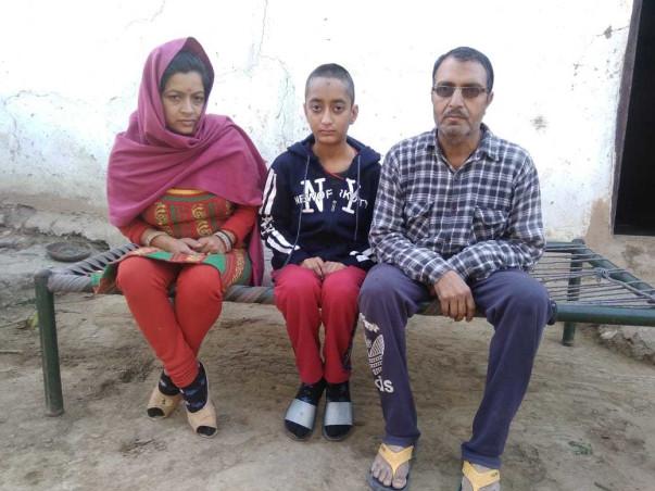 14 Years Old Ragini Sharma Needs Your Help Fight Brain Tumour