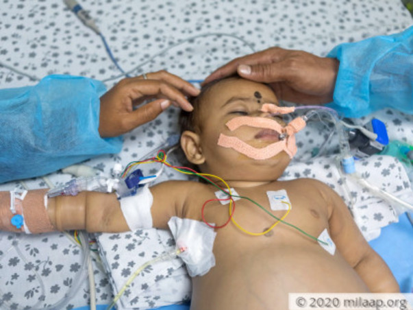 This 8-Month-Old Baby Needs Your Urgent Help