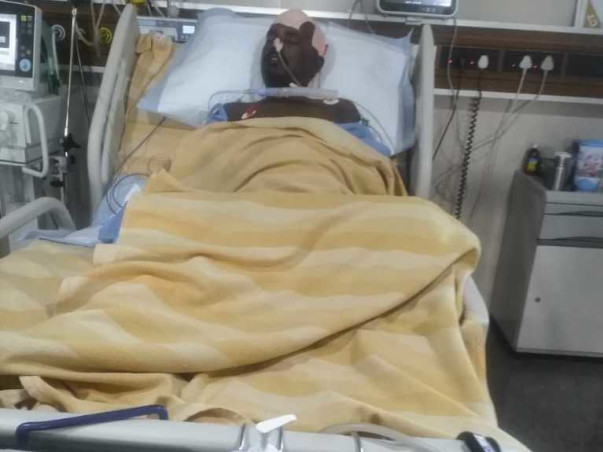 Support Shamuga Velan Recover From Blood Clot In Brain
