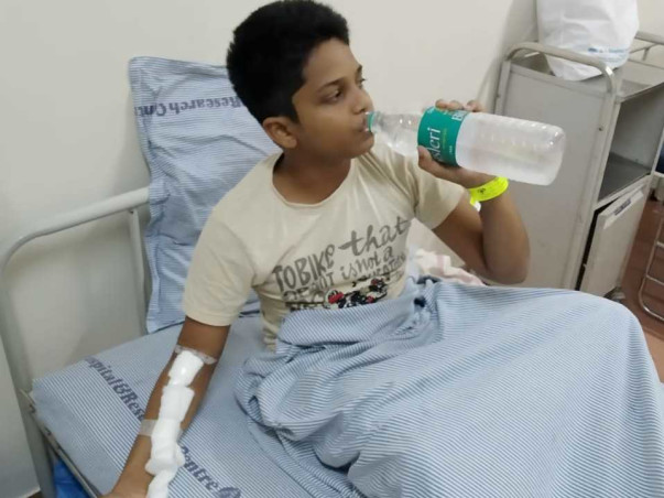 12 Years Old Mohammed Thabreez Needs Your Help Fight Sarcoma Cancer