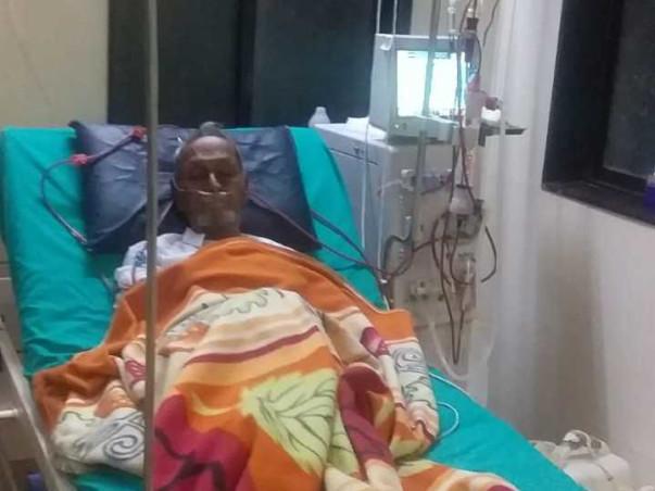 Support Muralidhar Recover From Chronic Kidney Disease