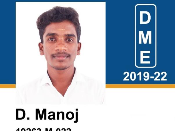 Help Manoj fighting with death