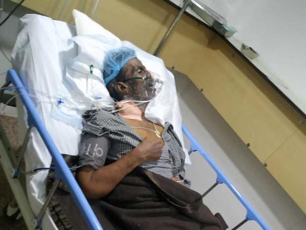 Support Sagayaraj Undergo Liver Transplant